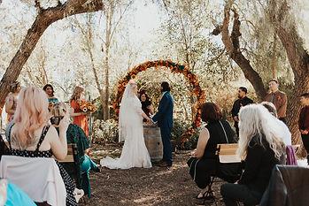 Dome Wedding Ceremony