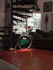 Dome Asylum Drums