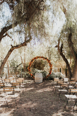Dome Wedding