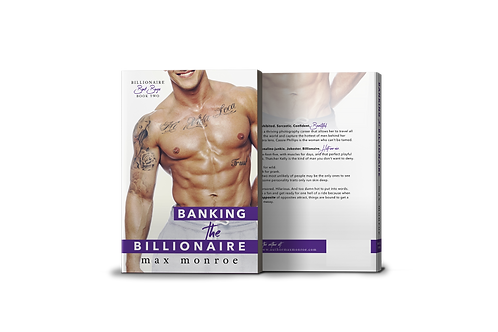 Banking the Billionaire Signed Paperback