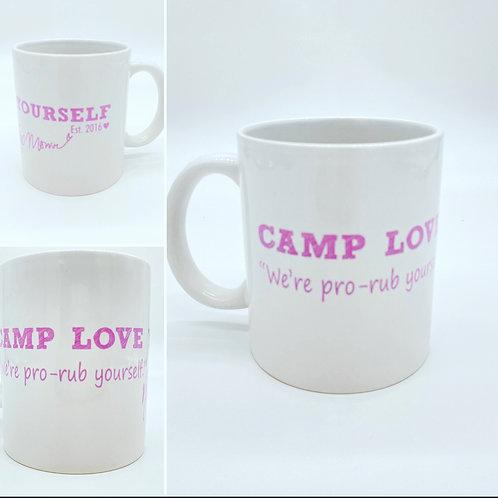Camp Love Yourself Mug