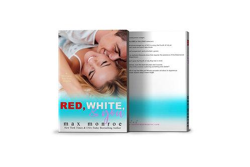 Red White & You—UK, CA, AU, Continental EU