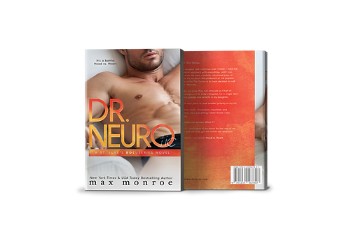Dr. NEURO Signed Paperback