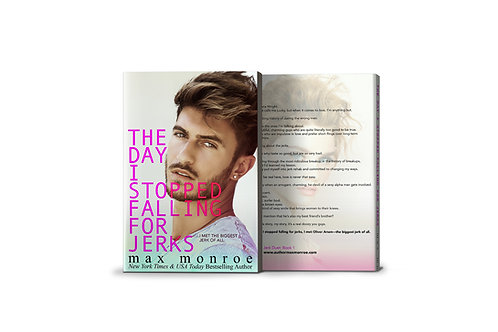 The Day I Stopped Falling For Jerks - Signed Paperback