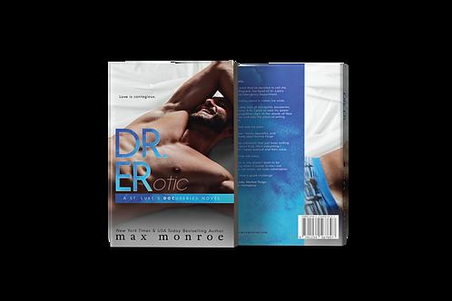 Dr. ER Signed Paperback—UK, AU, CA, Contine
