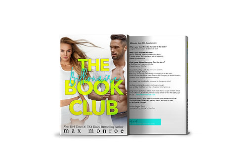 The Billionaire Book Club