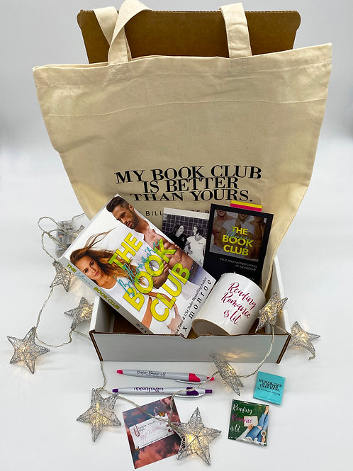 The Billionaire Book Club Box