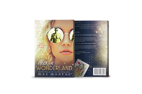 Alex in Wonderland Signed Paperback