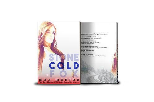 Cold Signed Paperback—UK, CA, AU, Continental E