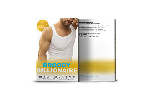Broody Billionaire: The Wes Lancaster Collection—UK, CA, AU, Continen