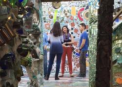 A Couple Giving Back To ARTZ Philadelphia
