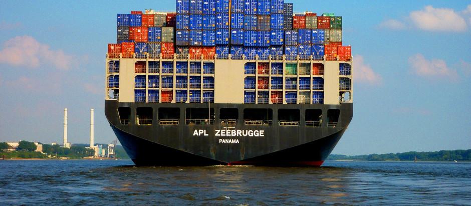 """Pulsader"" des Welthandels blockiert"