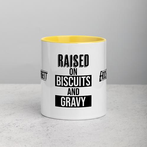"""""""Burgett"""" Biscuits & Gravy Mug"""