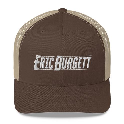 Eric Burgett Hat