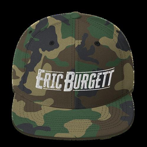 Eric Burgett Snapback Hat
