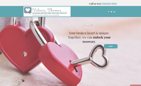 Valerie Thomas Grief Recovery