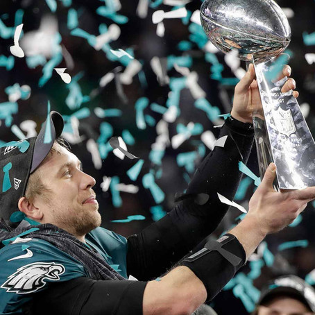 Super Bowl MVP Nick Foles Has a Message, and You NEED to Hear It
