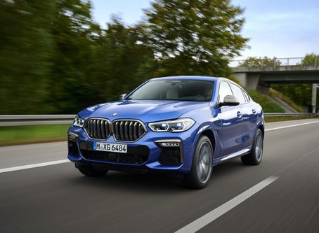 BMW X6 (2020) International Launch Review