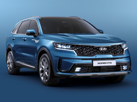 Meet The All-New 2021 Kia Sorento