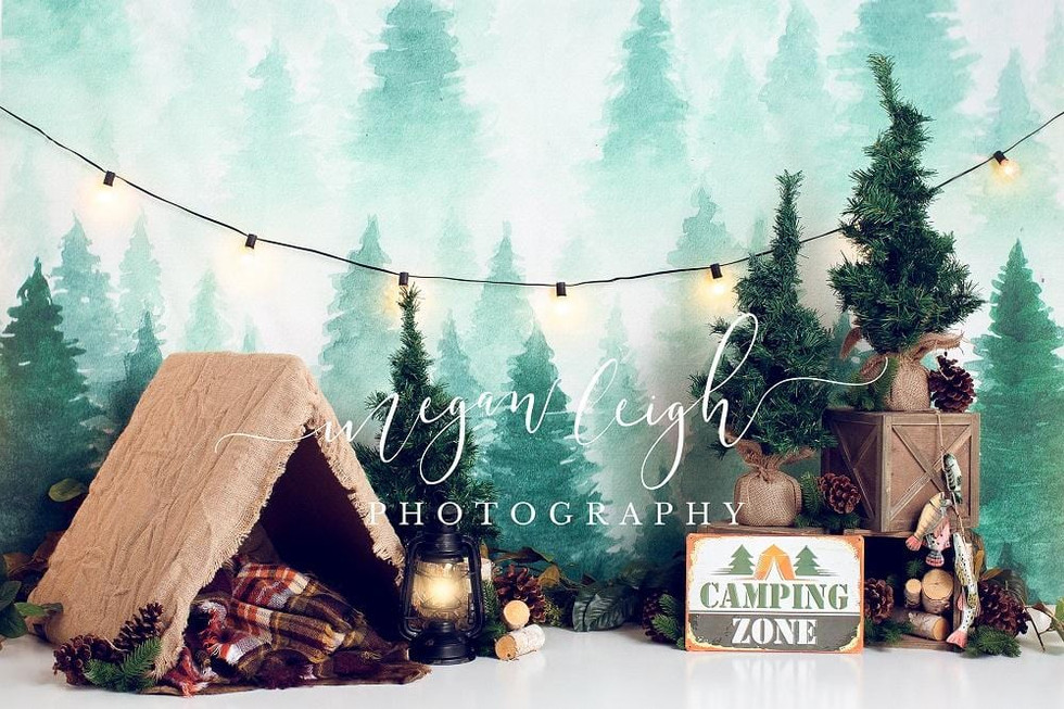 Camping Zone Drop