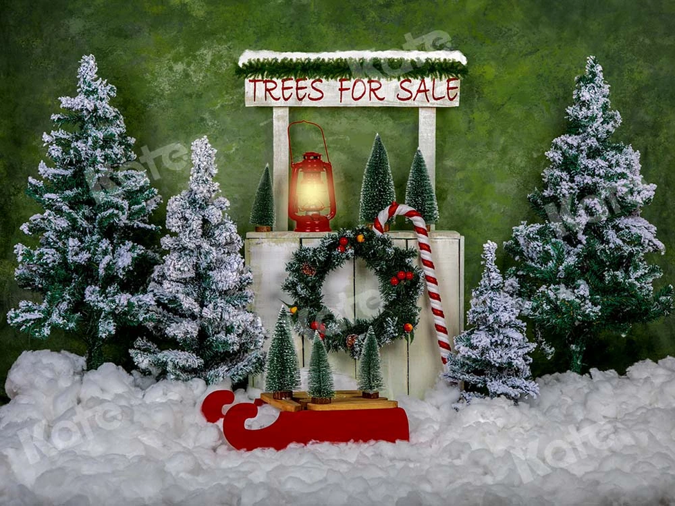 Trees For Sale Christmas Drop
