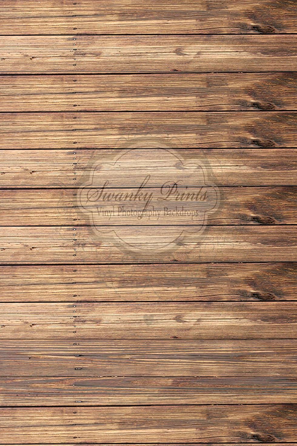 Brown Floor Drop
