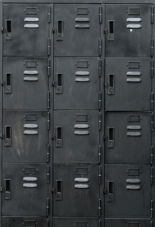 Vintage Lockers Drop