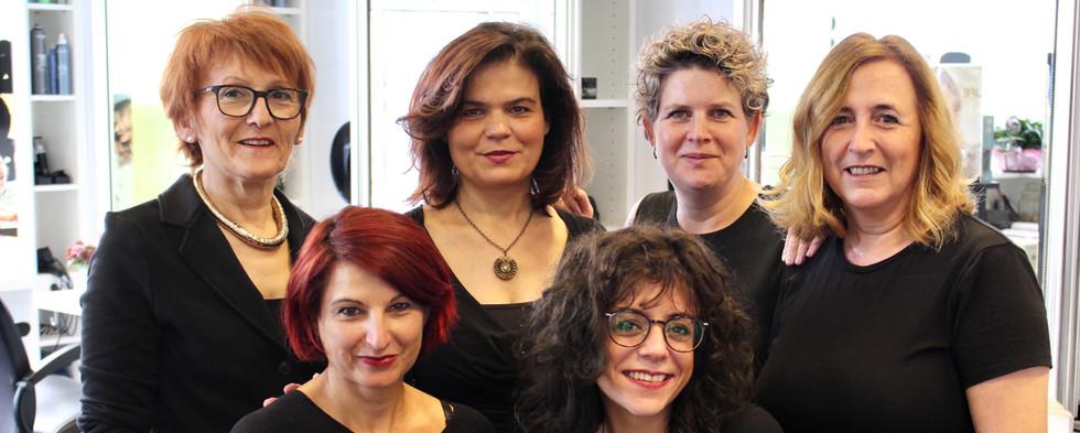 Unser HairShop Machado Team