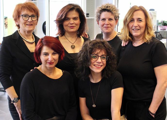 Team HairShop Machado Witzhelden
