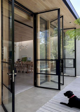 seamless rollback doors