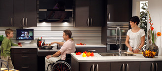Longs Accessible Kitchen