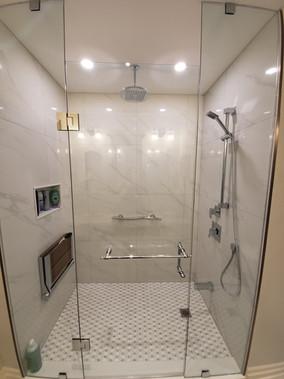 Bartlett Shower