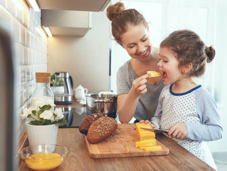 The Impact of Lockdown on Kids' Nutrition
