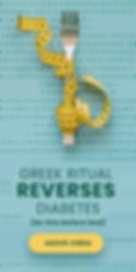 60 SECOND HABIT REVERSES DIABETES & RIDS