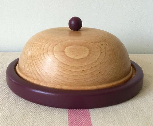 Wooden Food Cloche