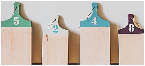 Flipside Chopping Board 37.5 x 24.5 x 2cm