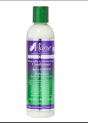 The Mane Choice Hair Type 4 Leaf Clover Conditioner