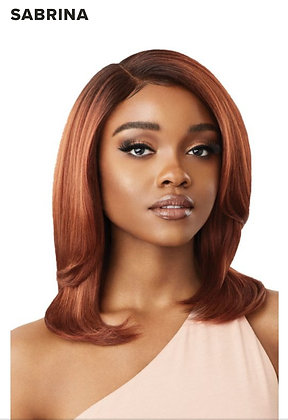 SABRINA - Outre Melted Hairline Lace Front Wig
