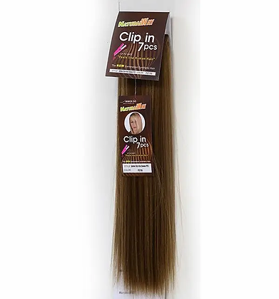 Synthetic 7PCS CLIP-IN 100% By NaturalWay