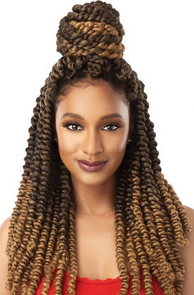 Outre - XPression Twisted Up - Pre Twisted Passion Twist