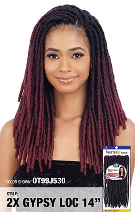 FreeTress - 2X GYPSY LOC Crochet Braid