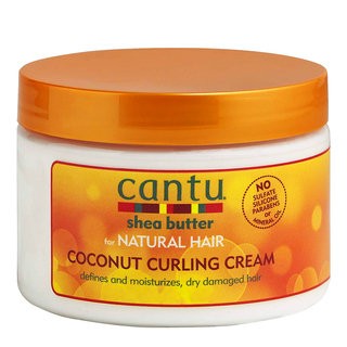 Cantu Natural Hair Coconut Curling Cream