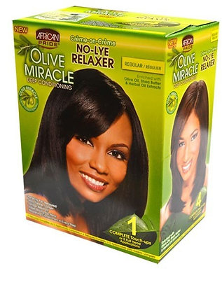 African Pride - Olive Oil Deep Conditioning