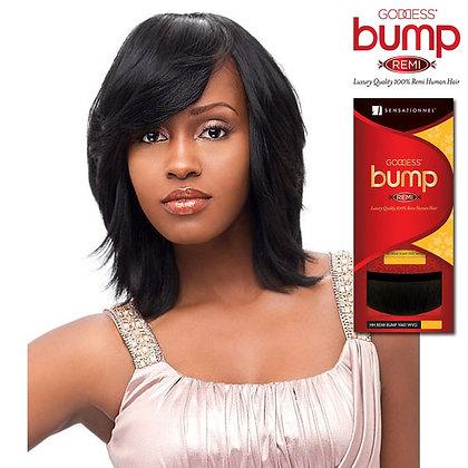 Sensationnel - Goddess Bump REMI - Yaki Weave Human Hair Extensions