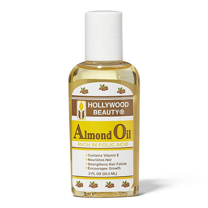 Hollywood Beauty - Almond Oil