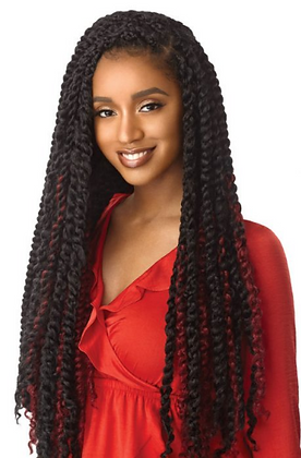 Outre - XPression Twisted Up - Passion Bohemian Curl