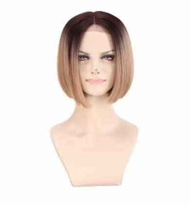 ADITI - Natural Way Lace Front Synthetic Wig