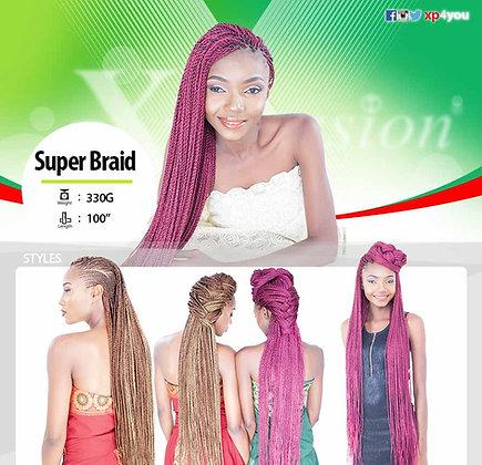 XPression Braid - SUPER BRAID