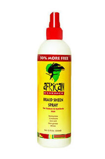 African Essence Sheen Braid Spray