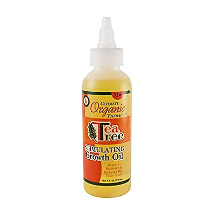 Africa's Best Ultimate Organics Tea Tree Growth Oil